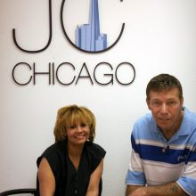 JC Chicago Creators office