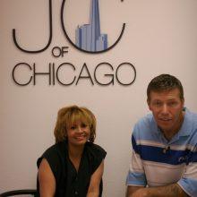 JC Chicago Creators office